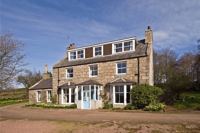 Thumbnail Detached house for sale in Fintray Lodge, Cothal, Fintray, Aberdeen