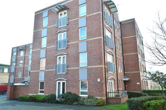 Thumbnail Flat for sale in Ben Brierley Wharf, Failsworth, Manchester