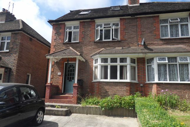 Thumbnail Semi-detached house to rent in Coldean Lane, Brighton