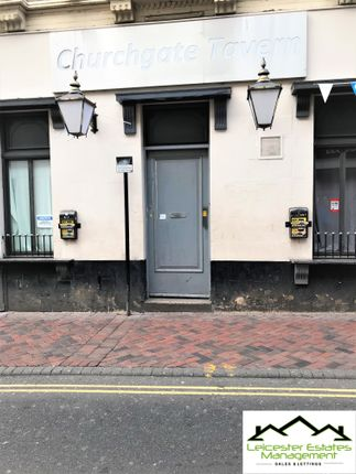 Thumbnail Land to rent in Church Gate, Leicester, Leicestershire
