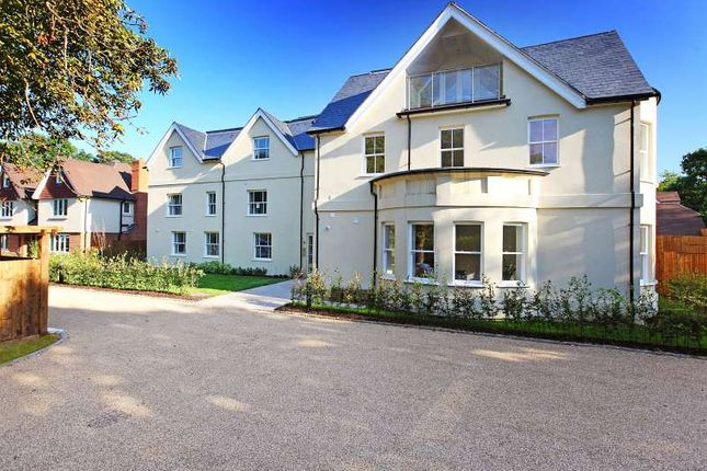 Thumbnail Flat for sale in Bookham Grange, 4 The Old Hotel, The Approach, Great Bookham