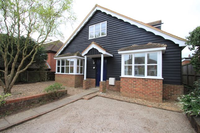 Thumbnail Detached house to rent in High Street, Wivenhoe, Colchester
