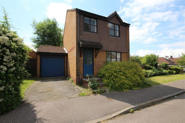 Thumbnail Detached house to rent in Marmet Avenue, Letchworth Garden City