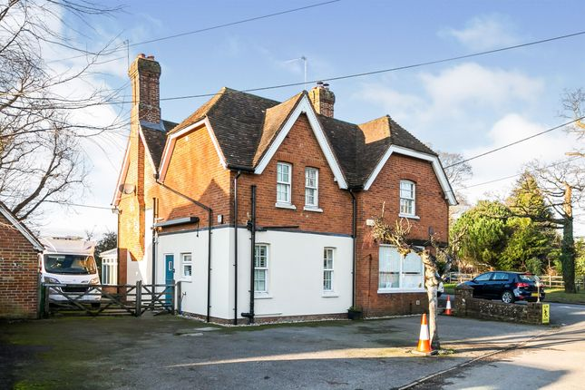 Thumbnail Detached house for sale in Station Road, Cowfold, Horsham