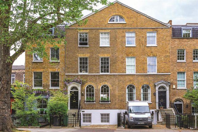 Exterior of Kennington Road, London SE11
