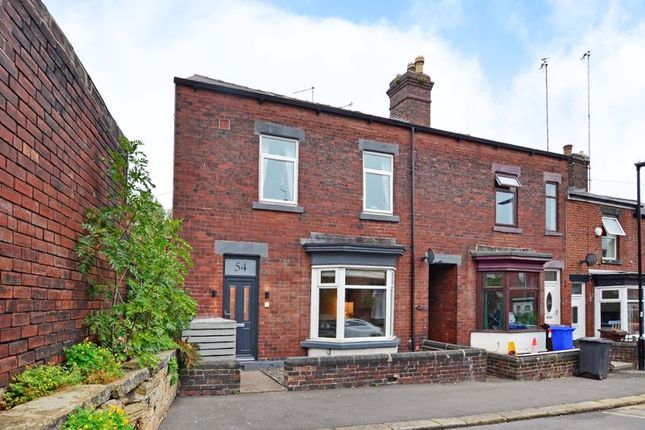 Thumbnail 5 bed terraced house for sale in Lynmouth Road, Sheffield