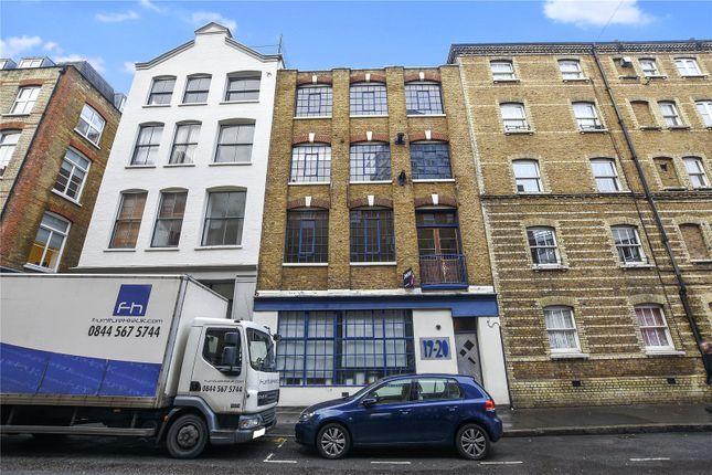 Thumbnail Flat for sale in Dufferin Street, Clerkenwell, London