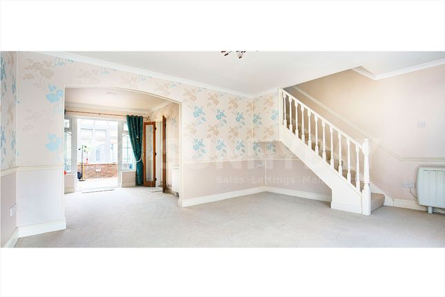 Thumbnail Terraced house to rent in All Saints Road, Sutton