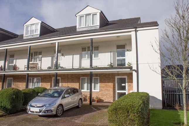 Thumbnail Flat for sale in Consort Village, Hartley, Plymouth