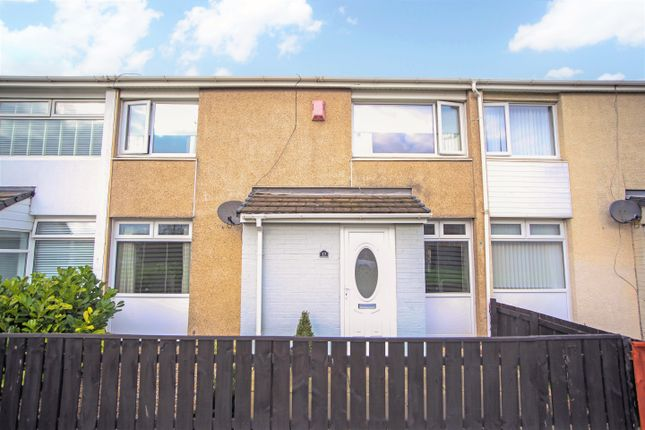 Thumbnail Terraced house for sale in Stapleford Road, Ormesby, Middlesbrough