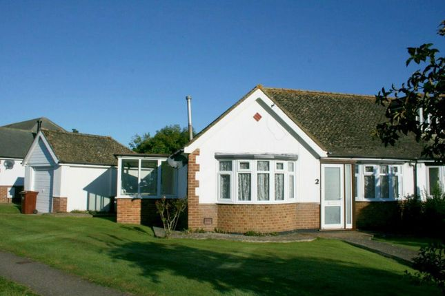 Thumbnail Bungalow to rent in Bahram Road, Polegate