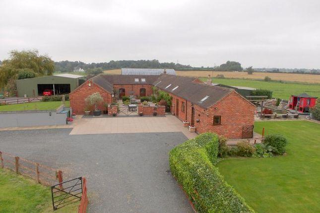 Thumbnail Barn conversion for sale in Water Eaton Lane, Penkridge, Stafford