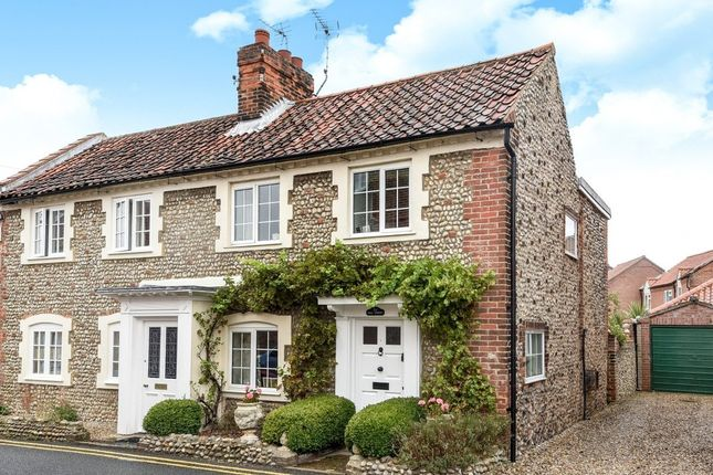 Thumbnail Cottage for sale in Mill Street, Holt