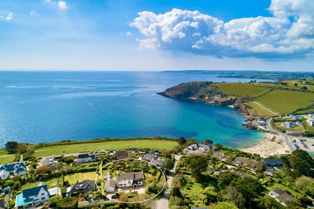 Thumbnail Detached house for sale in Tredova Crescent, Falmouth