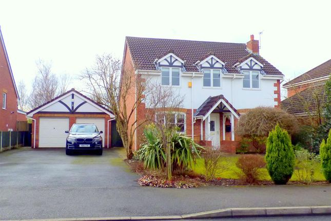 Thumbnail Detached house for sale in Oak Road, Huyton, Liverpool