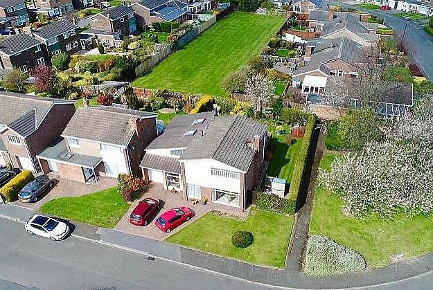 Thumbnail Detached house for sale in Ashton Way, Sunderland