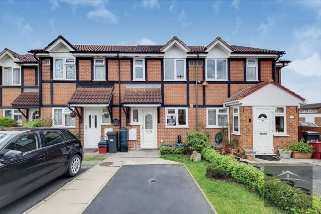 2 bed terraced house for sale in Crestwood Way, Hounslow TW4