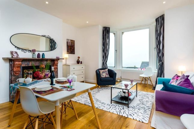 Thumbnail Flat For Sale In Boisdale House 78 North Road Saltash Cornwall
