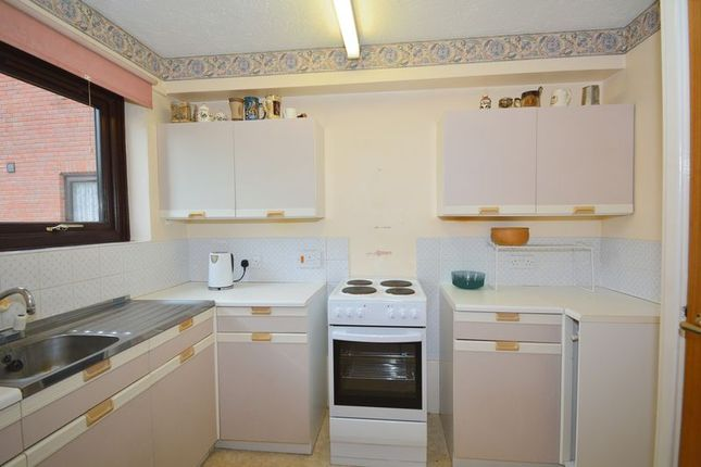 Kitchen of Aspley Court, Bedford MK40