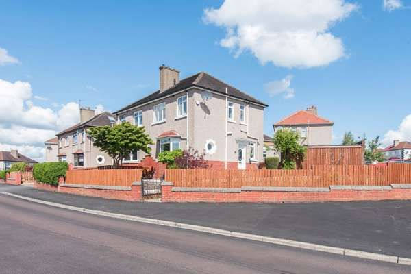 Thumbnail Property for sale in 25 Stephen Crescent, Baillieston, Glasgow