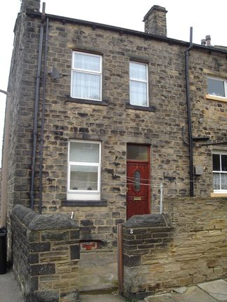 Thumbnail Terraced house to rent in North View Terrace, Stanningley Pudsey