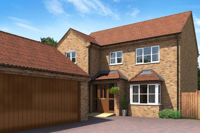 Thumbnail Detached house for sale in Plot 15, Franklin Way, Barrow-Upon-Humber