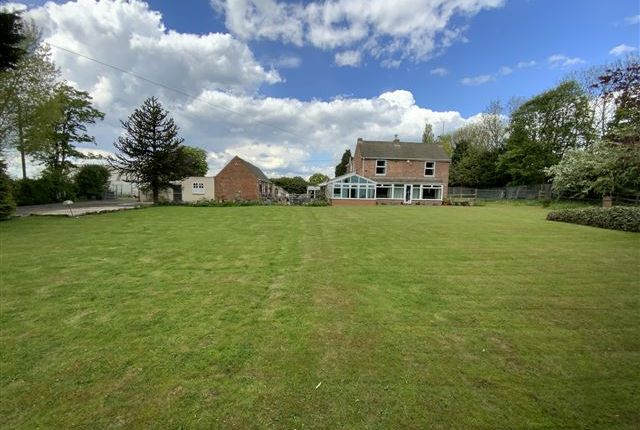 Thumbnail Detached house for sale in Worksop Road, Aston Common, Sheffield
