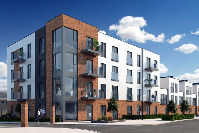 Thumbnail Flat for sale in The Avenue, Priors Hall Park, Weldon