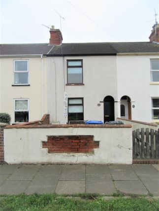 Thumbnail Terraced house to rent in The Avenue, Lowestoft