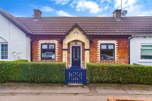 Thumbnail Terraced house for sale in Crow Road, Glasgow