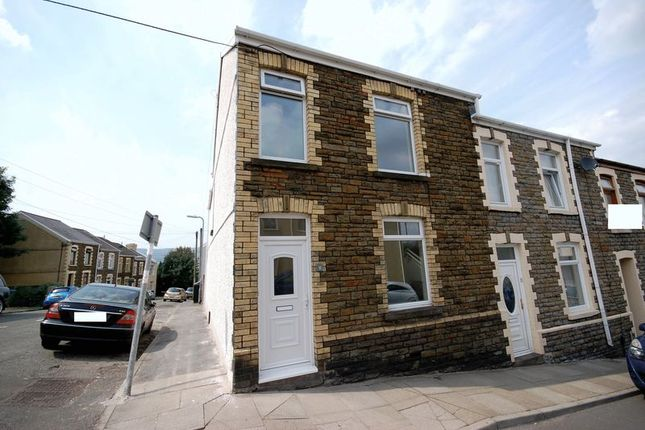3 bed end terrace house to rent in 11, George Street, Neath SA11