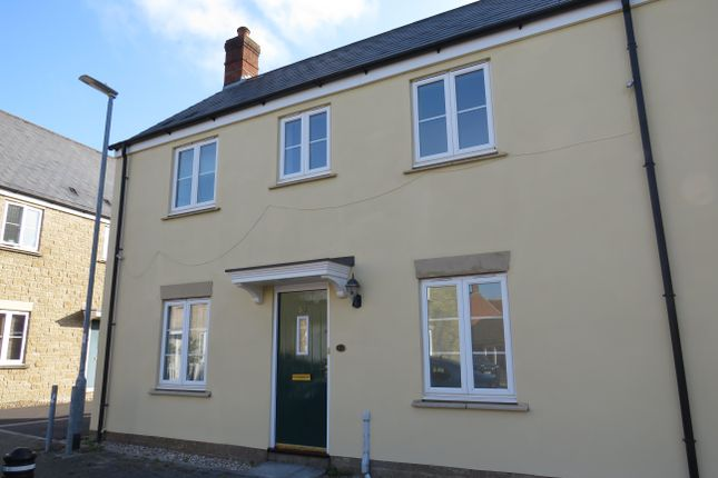 Thumbnail Semi-detached house to rent in Hawks Rise, Yeovil