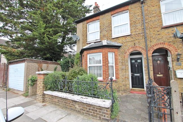 End terrace house for sale in North Road, Hayes