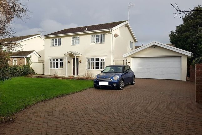 Thumbnail Detached house for sale in Newton Nottage Road, Porthcawl