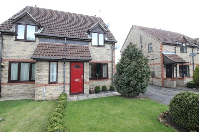Thumbnail Semi-detached house to rent in Hunters Drive, Dinnington, Sheffield, South Yorkshire