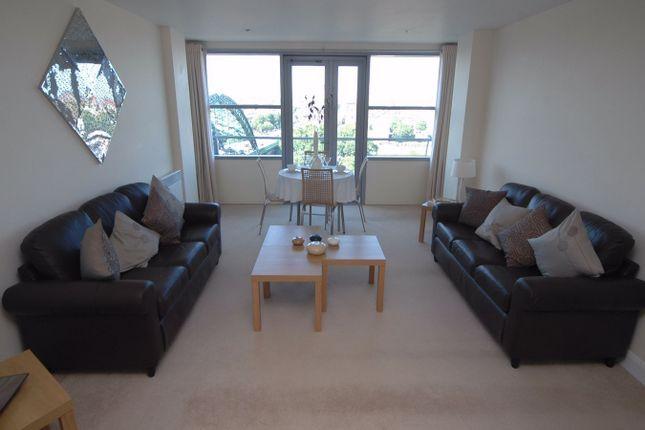 Thumbnail Flat to rent in Echo 24, Sunderland, Tyne & Wear