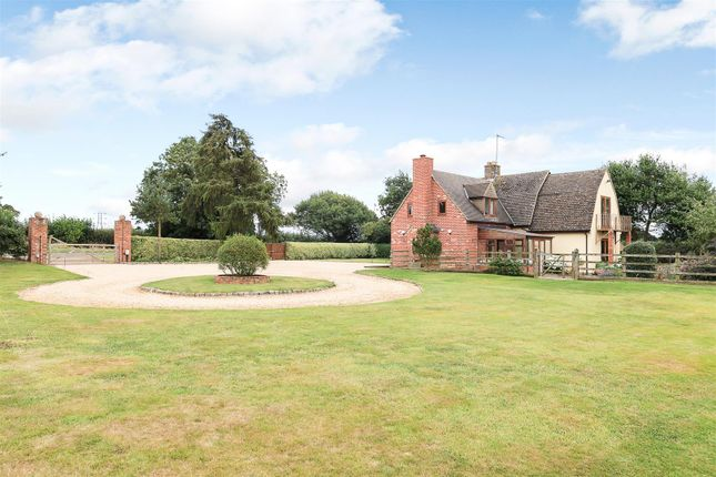 Thumbnail Detached house for sale in Balscote, Banbury, Oxfordshire