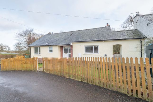 3 bed detached bungalow to rent in Rossie Woods, Rossie, Montrose DD10