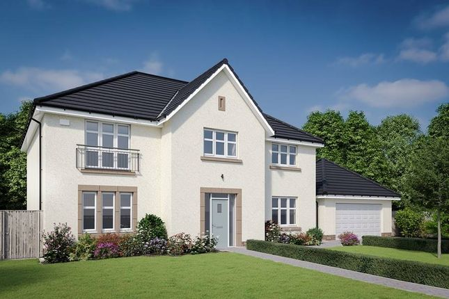 "Thumbnail Detached house for sale in ""The Macrae"" at Dalmahoy Crescent, Balerno"