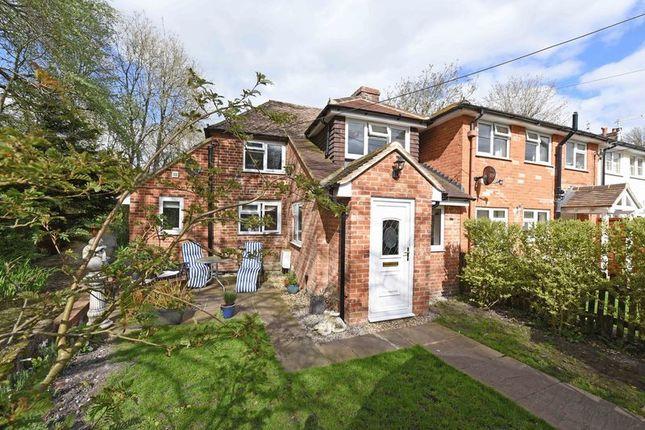Thumbnail End terrace house for sale in Sunnyside, Swan Street, Kingsclere, Newbury