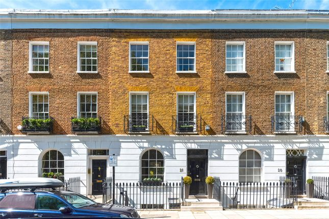 Thumbnail Terraced house for sale in Paultons Square, London
