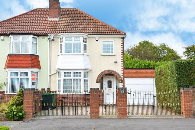 3 bed semi-detached house for sale in Albert Road, Oldbury