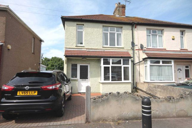 Thumbnail Semi-detached house for sale in Lincoln Road, Erith