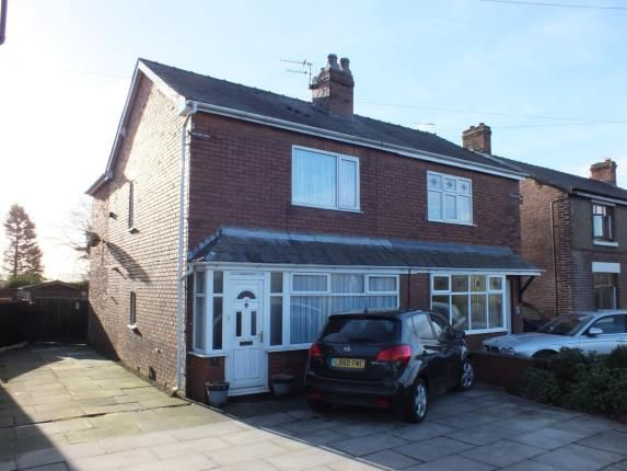 Thumbnail Semi-detached house for sale in Southport Road, Leyland