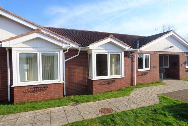 Thumbnail Bungalow to rent in Lower Lane, Ebford, Exeter