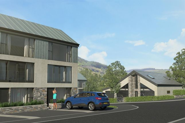 Thumbnail Town house for sale in Parc Cynefin, Godreaman Street, Aberdare