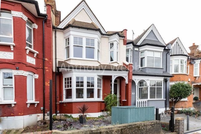 Thumbnail Terraced house for sale in New River Crescent, London