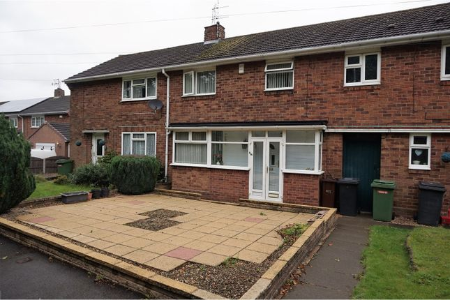 Thumbnail Terraced house for sale in Redhurst Drive, Wolverhampton