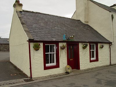 Thumbnail Semi-detached bungalow for sale in Bruce Cottage, 3 Bruce Street, Whithorn