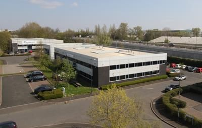 Thumbnail Office to let in Mercury Park, Trafford Park, Manchester